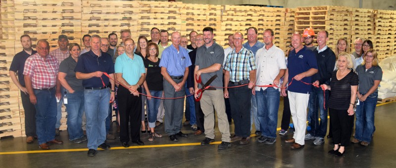 ZFS Creston ribbon cutting